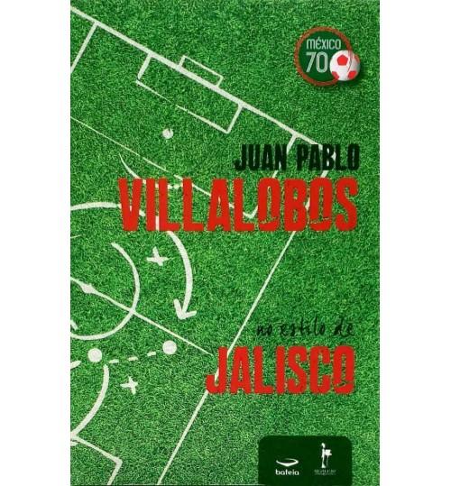 Livro No Estilo Jalisco
