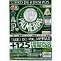 Livro de Adesivos Palmeiras com mais de 125 Adesivos