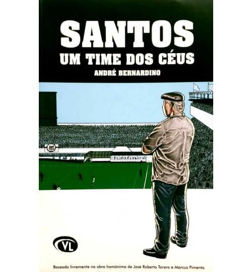 Livro Santos – Um Time dos Céus