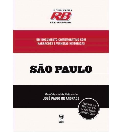 Audiolivro Futebol é com a Rádio Bandeirantes São Paulo