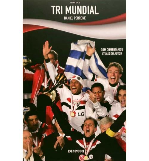 Livro São Paulo Tri Mundial
