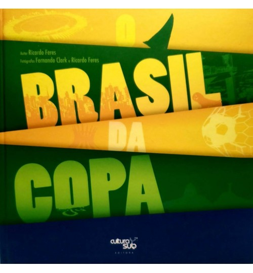 Livro O Brasil da Copa