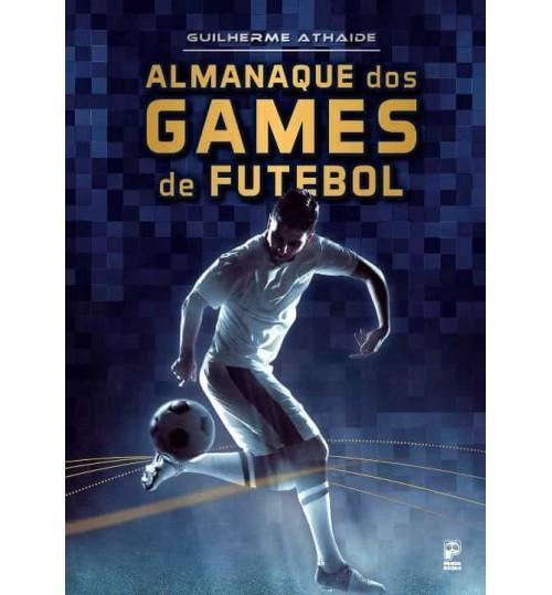 Livro Almanaque dos Games de Futebol