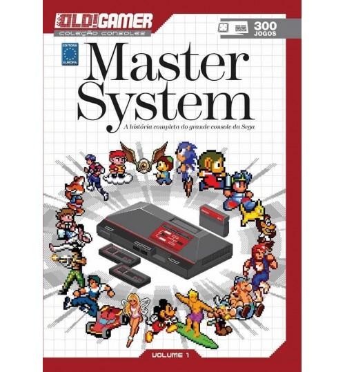 Livro Dossiê OLD!Gamer Volume 1: Master System