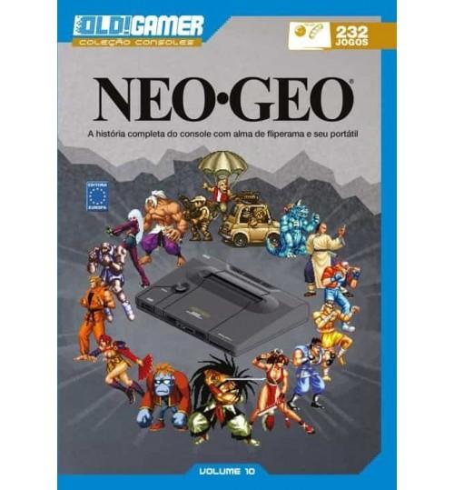 Livro Dossiê OLD!Gamer Volume 10: Neo-Geo