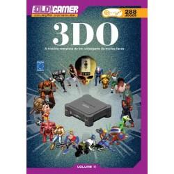 Livro Dossiê OLD!Gamer Volume 11: 3DO