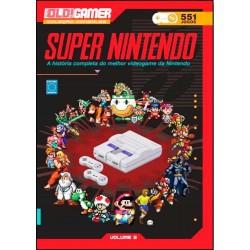 Livro Dossiê OLD!Gamer Volume 2: Super Nintendo