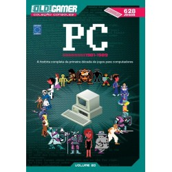 Livro Dossiê OLD!Gamer Volume 20: PC Parte 1 - 1981- 1989