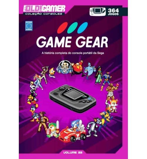 Livro Dossiê OLD!Gamer Volume 22: Game Gear