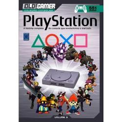 Livro Dossiê OLD!Gamer Volume 3: PlayStation