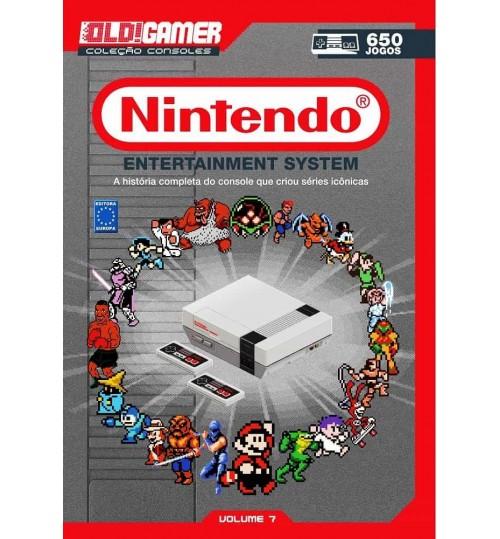 Livro Dossiê OLD!Gamer Volume 7: Nintendo
