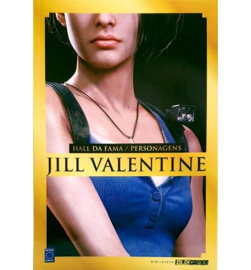 Livro Coleção Hall da Fama Personagens: Jill Valentine