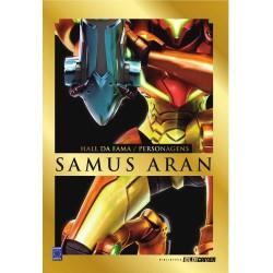 Livro Coleção Hall da Fama - Personagens: Samus Aran