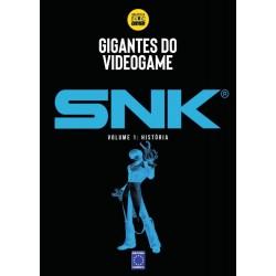 Livro Coleção Gigantes do Videogame: SNK Volume 1 - História