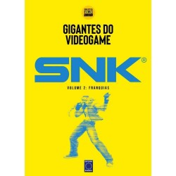 Livro Coleção Gigantes do Videogame: SNK Volume 2 - Franquias