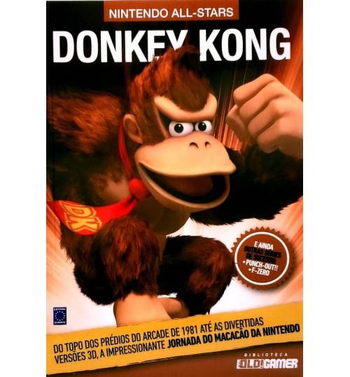 Livro Coleção Nintendo All-Stars: Donkey Kong