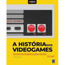 Livro A História do Videogame Volume 1