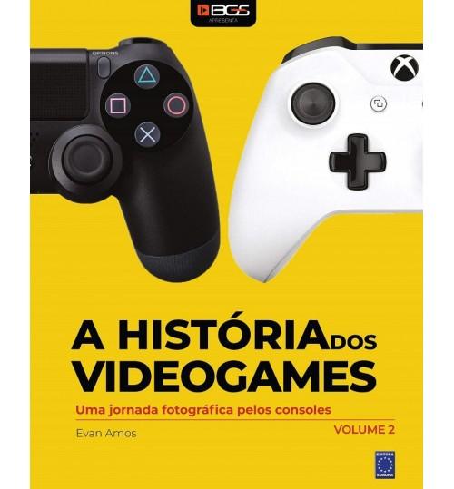 Livro A História do Videogame Volume 2