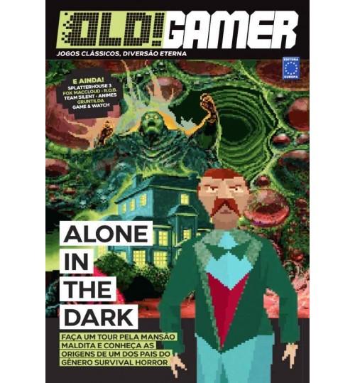 Livro OLD!Gamer - Volume 1: Alone in The Dark