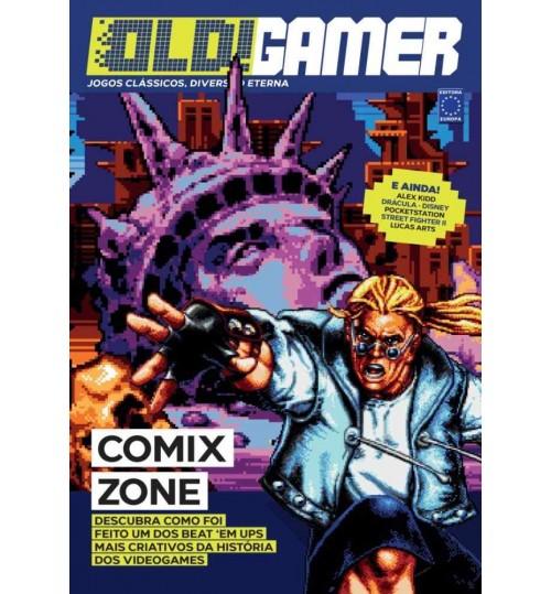 Livro OLD!Gamer - Volume 2: Comix Zone