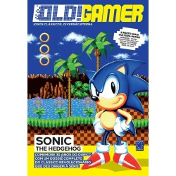 Livro OLD!Gamer - Volume 3: Sonic The Hedghog