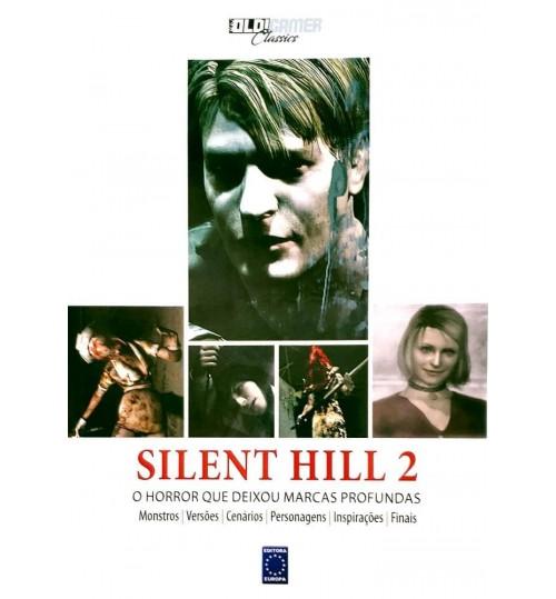 Livro Coleção OLD!Gamer Classics: Silent Hill 2 - O horror que deixou marcas profundas