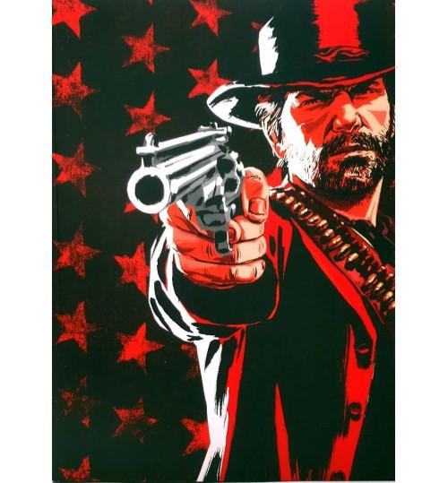 Livro Red Dead Redemption 2 - O Guia Oficial Completo (Capa Flexível)