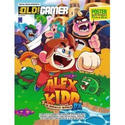 Revista Superpôster Bookzine OLD!Gamer - Alex Kidd
