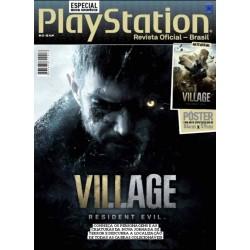 Revista Superpôster Bookzine - Resident Evil 8: Village