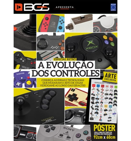 Revista Superpôster - A Evolução dos Controles
