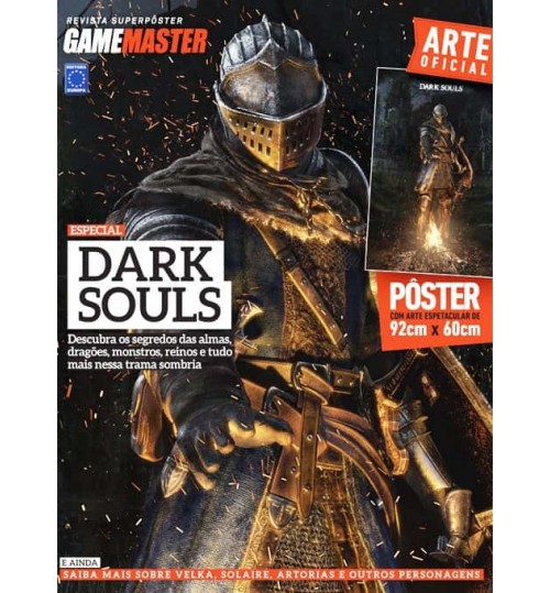 Revista Superpôster - Dark Souls