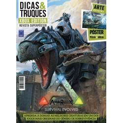 Revista Superpôster D&T Xbox Edition - ARK Survival Evolved