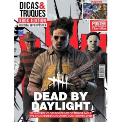 Revista Superpôster Dicas & Truques Xbox Edition - Dead By Daylight