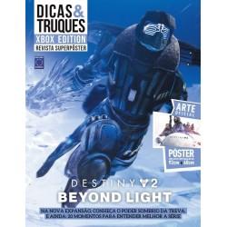 Revista Superpôster Dicas & Truques Xbox Edition - Destiny 2 Beyond Light