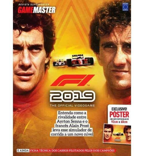 Revista Superpôster - F1 2019