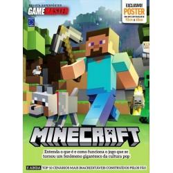 Revista Superpôster - Minecraft