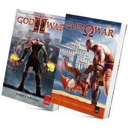 Kit God of War - 2 Livros
