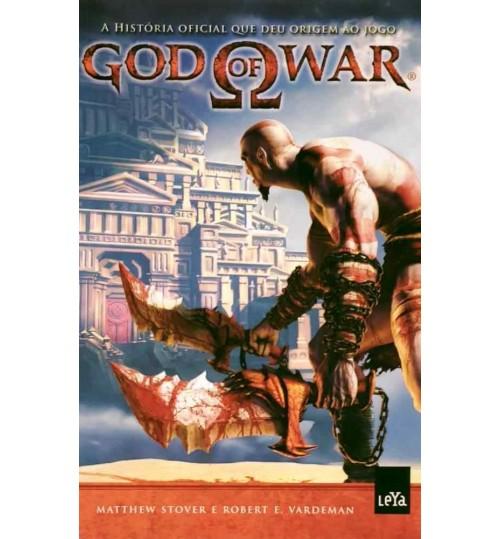 Livro God of War Volume 1