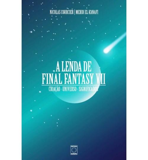 Livro A Lenda de Final Fantasy VII