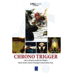 Livro Coleção OLD!Gamer Classics: Chrono Trigger - Um Clássico Além do Tempo