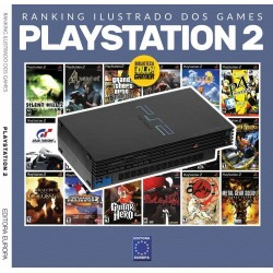 Livro Ranking Ilustrado dos Games - Playstation 2