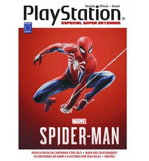 Livro Super Detonado Dicas e Segredos - Marvel Spider-Man