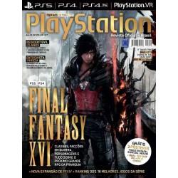 Revista Playstation - Final Fantasy XVI N° 279