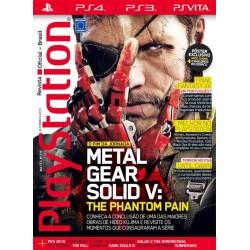 Revista Playstation - Metal Gear Solid V The Phantom Pain N° 210