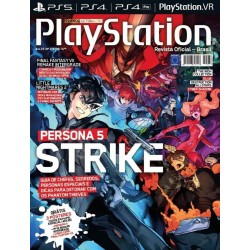 Revista Playstation - Persona 5 Strikers N° 278