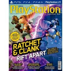 Revista Playstation Ratchet e Clank - Rift Apart N° 281