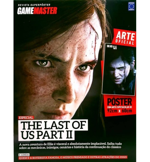 Revista Superpôster - The Last Of Us Parte II