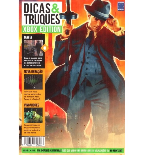 Livro Dicas e Truques Xbox Edition - Volume 4