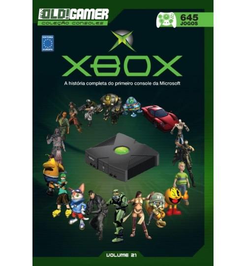 Livro Dossiê OLD!Gamer Volume 21: Xbox