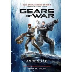 Livro Gears of War - Ascensão